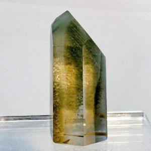 Bergkristall, Phantomquarz, feine Einschlußbilder