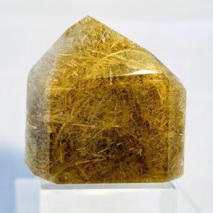 Bergkristall, Rutilnadeln