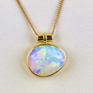 Edelopal, Opal Anhänger