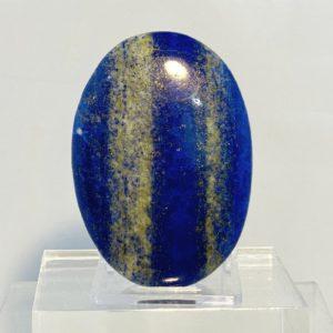 Handschmeichler, Seifenstein, Lapis Lazuli, Afghanistan