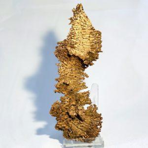 Kupfer dentritisch, White Pine Mine, Ontonagon Co., Michigan, USA