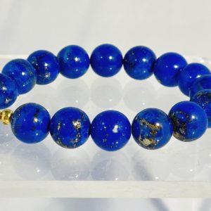 Lapis Lazuli, Armband, Afghanistan