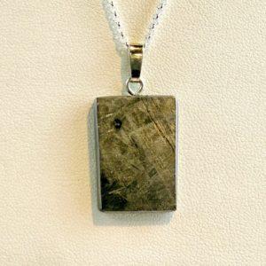 Meteorit, Eisenmeteorit, Anhänger