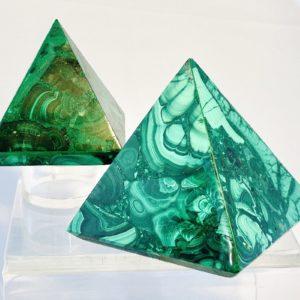 Pyramiden, Malachit, Kongo