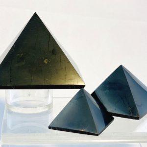 Pyramiden, Shungit, Russland