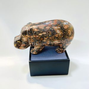 Nilpferd, Hippo