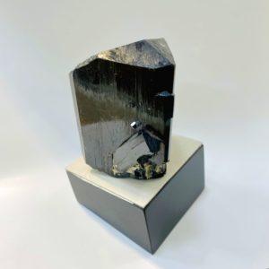 schwarzer Turmalin, Schörl, sehr schön kristallisiert